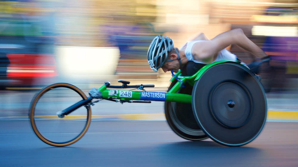 disabled athlete cycling > website accessibility remediation